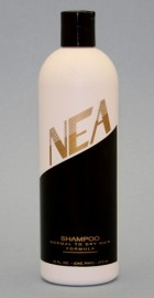 NEA Shampoo: Normal to Dry Hair Formula (8 oz)